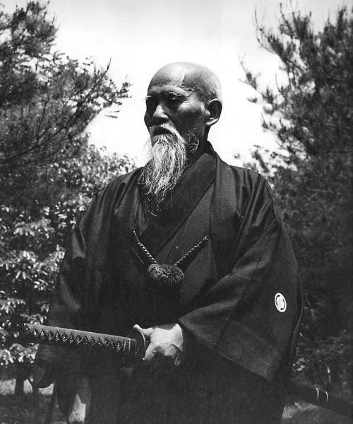 Ιδρυτής του Aikido